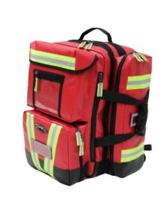 01-12-0115 Kemp Ultimate EMS Backpack -Red
