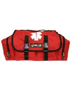 MTR Basic Response Medical Bag, Red