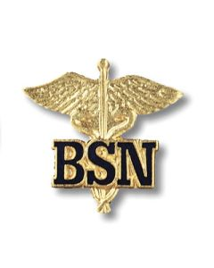 BSN (Letters on Caduceus)