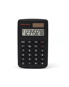 Office Depot® Brand Mini Calculator 8-Digit Display - Black