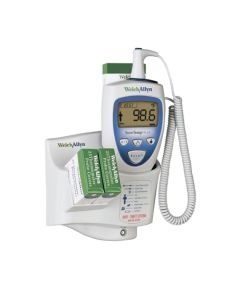 Welch Allyn SureTemp® Plus 692 Thermometer with Wall Mount