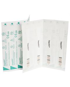 02-24-5122 TempaDOT™ Single Use Clinical Thermometers Sterile (Individually Wrapped)