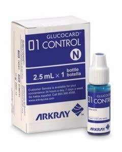 GLUCOCARD® 01 Control Solution