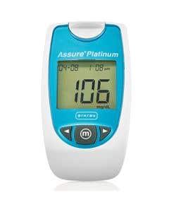 Assure® Platinum Blood Glucose Meter