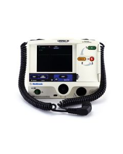 Refurbished LifePak 20 Defibrillator with Interactive ECG Simulator