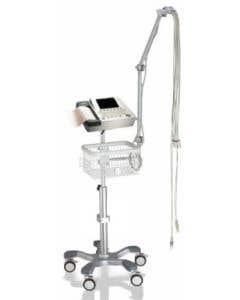 Rolling Tilt ECG Stand