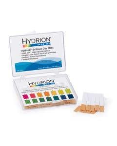 02-46-7000 Hydrion® Insta-Chek Plastic pH Strip 0-13