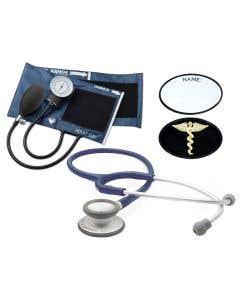 Pocket Nurse Diagnostic Set with Dual-Head Scope