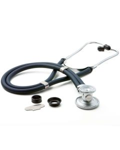 ADC Adscope® 641 Sprague Stethoscope, Navy Blue