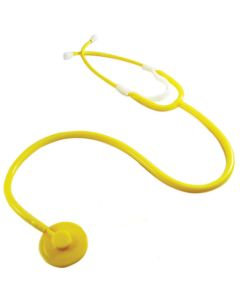 Pocket Nurse® Yellow Isolation Disposable Stethoscope