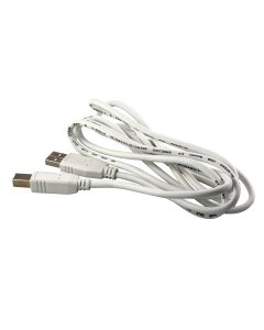 02-87-7005 Clarity USB Data Transfer Cable 1.5M - Black
