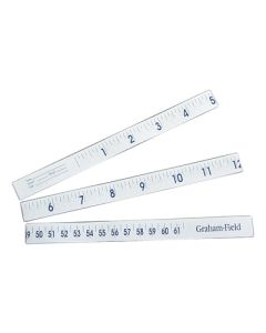 02-92-1335 Graham Field Disposable Paper Tape Measure - 36""