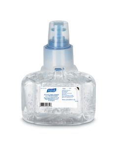 03-04-1303 PURELL™ Adv Hand Sanitizer Green Cert Gel 700mL Refill for PURELL™ LTX-7™ Disp - (Ships ORMD)
