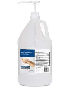 Hand Sanitizer Gel 1 Gallon 70% Alcohol Base ORMD