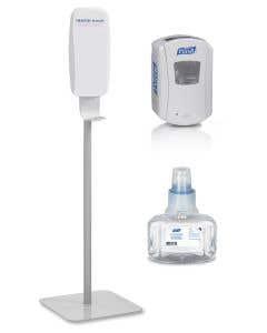 03-04-246 PURELL™ LTX Touch Free Dispenser Package, 700mL