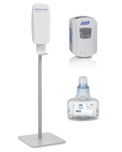 PURELL™ LTX Touch Free Dispenser Package, 700mL  | Backordered item due to Covid-19.  ETA TBD