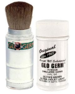 03-04-2886 Glo Germ™ Brush with Powder