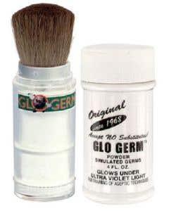 Glo Germ™ Brush with Powder