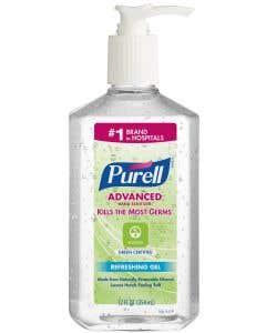 Purell Advanced Instant Hand Sanitizer 12 oz. Pump ORMD