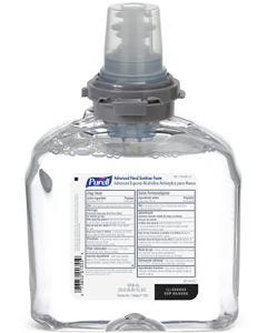 Purell® Advanced Foaming Hand Sanitizer, 1000 mL ORMD