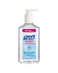 03-04-5912 PURELL™ Advanced Hand Sanitizer Gel 12oz Pump Bottle - Ships ORMD  | Backordered item due to Covid-19.  ETA 6-29