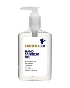 FREE - Fortera360 Hand Sanitizer, 8 oz.