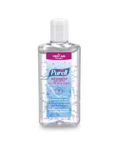 03-04-9651 PURELL™ Advanced Hand Sanitizer Gel 4oz Flip Cap Bottle - (ships ORMD)  | Backordered item due to Covid-19.  ETA 6-29
