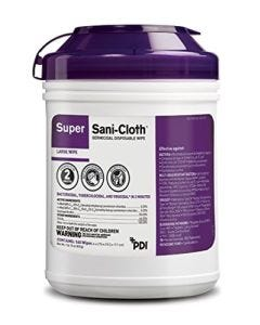 03-32-2250 PDI® Super Sani Cloths - (ships ORMD)