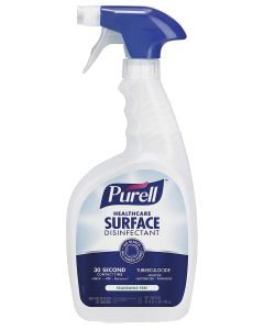 Purell® Healthcare Surface Disinfectant, 32 Oz. Spray Bottle, ORMD
