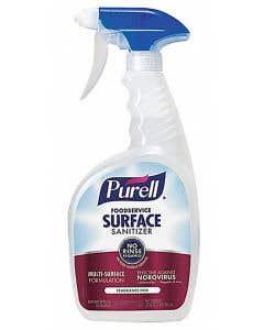 PURELL® Foodservice Surface Sanitizer Spray, 32 oz. Bottle