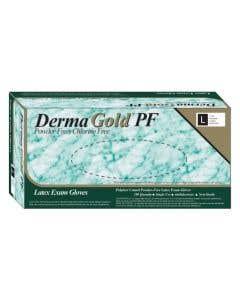 03-47-1530 DermaGold® Powder-Free Latex Exam Gloves | Backordered item due to Covid-19.  ETA TBD