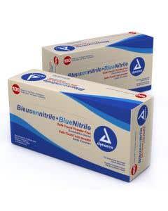 03-47-2511 Blue Nitrile Exam Glove Powder-Free