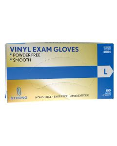 03-47-4500 Strong Vinyl Exam Gloves