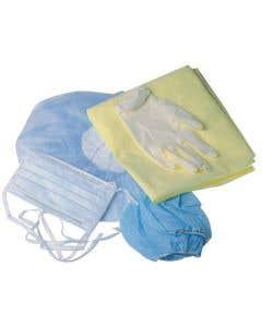Pocket Nurse® Personal Protection Kit, Latex Free