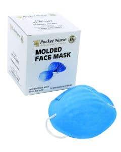 Pocket Nurse® Molded Face Mask | Backordered item due to Covid-19.  ETA 10-22