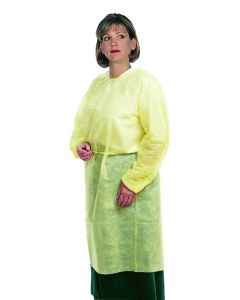 Pocket Nurse® Isolation Gown  | Backordered item due to Covid-19.  ETA 10-22