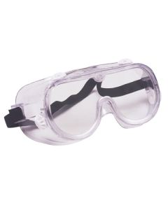ChemPlus™ Protective Wrap-Around Goggles | Backordered item due to Covid-19.  ETA 12-02