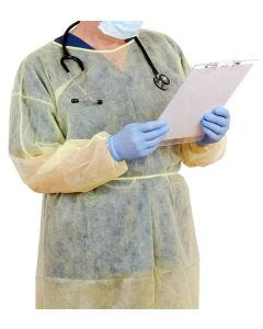03-75-5602-XXL DermAssist® Disposable Isolation Gown