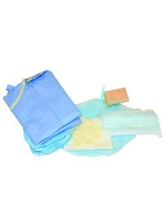 03-75-9776 Pocket Nurse® Scrubbing Gowning and Gloving Package