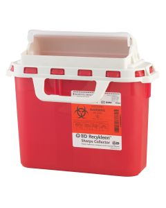 03-78-3050 BD™ Recykleen™ Sharps Collector - 8-Qt