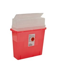 03-78-4010 Sharps-A-Gator™ Tortuous Path Sharps Container - 5 Quart