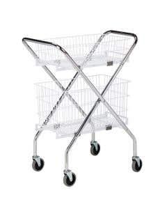 04-25-0233 Clinton Folding Cart Frame Only