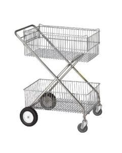 Deluxe Wire Utility Cart