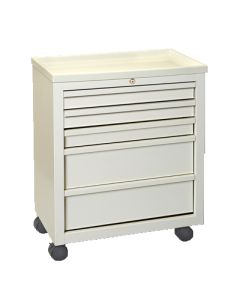 Five Drawer Treatment Cart