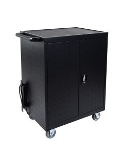 04-25-3232 32 Laptop/Chromebook Charging Cart with Timer