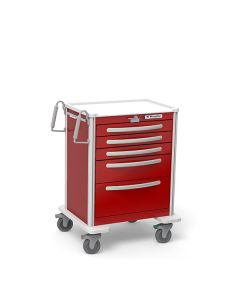 5-Drawer Emergency Cart