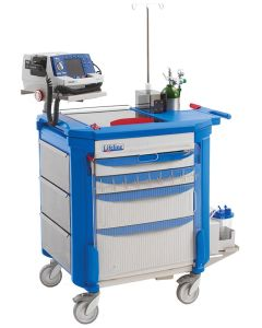 LIFELINE Emergency Crash Cart