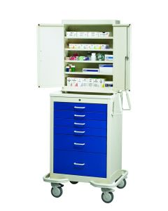 Suture Cart Package 73 3/4x25x32 Inch