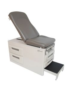 04-50-0145-GRY Exam Table with Side Step
