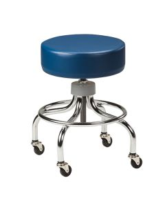 Clinton 4 Leg Stool with Round Foot Ring